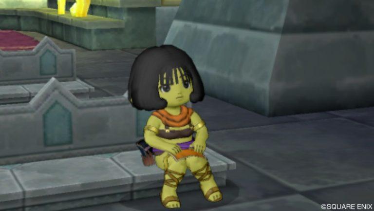 3DS時代の写真を見るとアラが目立ちますw