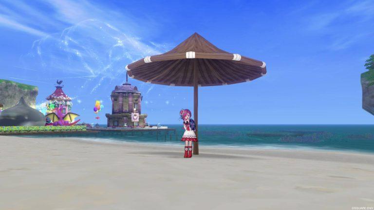 浜辺もあって海もキレイで、眺めはいいですよ!w