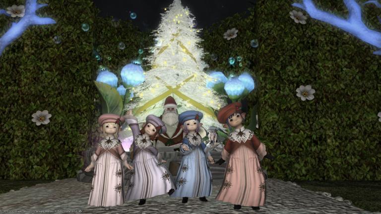 Merry Christmas Eorzea♪